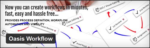 Oasis Workflow - WP Editorial Plugin
