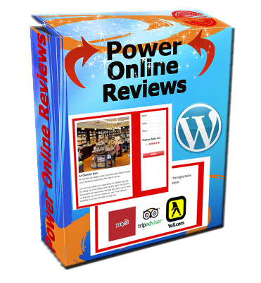 Power Online Reviews - WordPress Plugin For Managing Customer Feedback