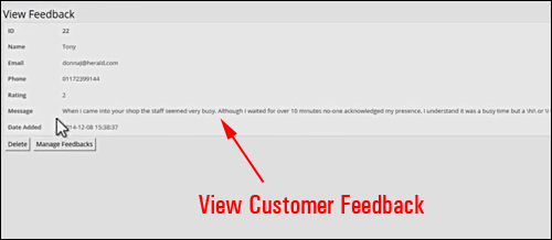 Power Online Reviews - Easy User Feedback Management For WordPress