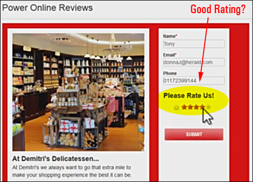 Power Online Reviews - Easy Customer Feedback Management Plugin For WordPress